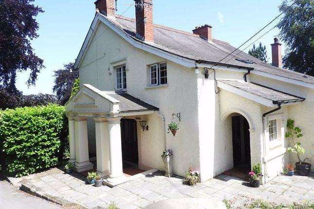 Thumbnail Detached house for sale in Waungilwen, Llandysul, Carmarthenshire