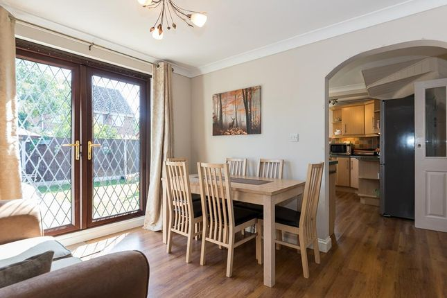 Dining Room of Balliol Drive, Bottesford, Scunthorpe DN16