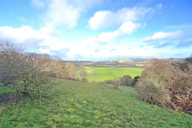 Views From Land of Long Furlong, Findon, Worthing, West Sussex BN14
