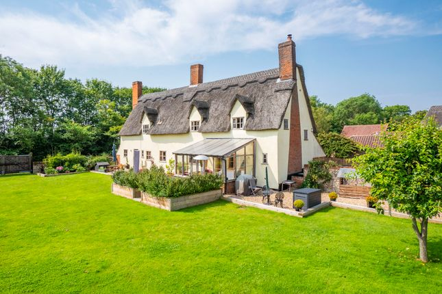 Thumbnail Detached house for sale in Baylham, Ipswich, Suffolk