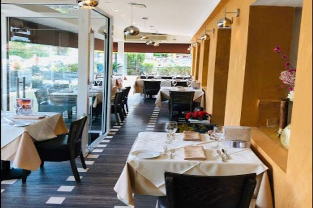 Thumbnail Restaurant/cafe for sale in Wilmslow Road, Heald Green, Cheadle