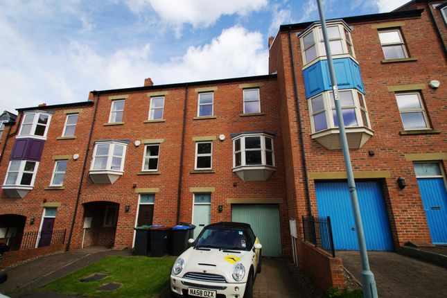 Thumbnail Terraced house to rent in Ashwood, Leazes Lane, Gilesgate, Durham