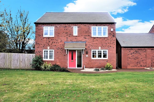 Thumbnail Detached house for sale in Mill Hill Wood Way, Ibstock