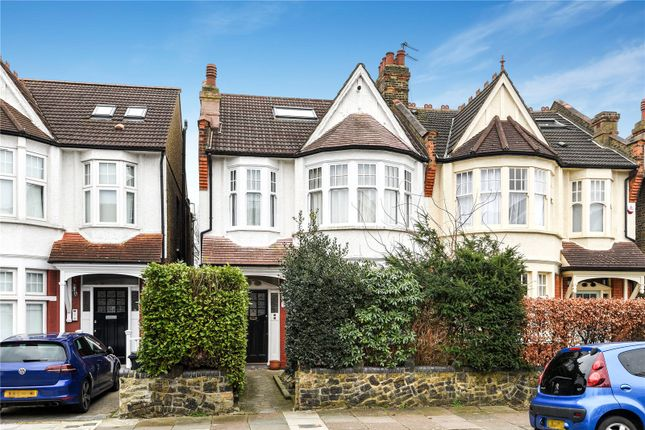 Thumbnail Flat for sale in St Georges Road, Palmers Green, London