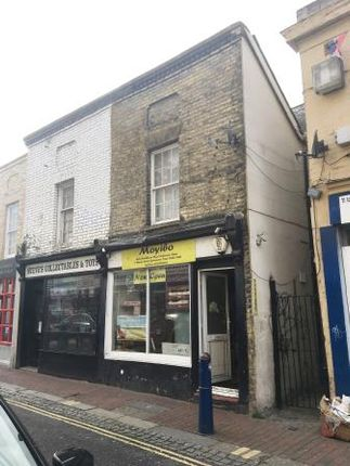 Thumbnail Commercial property for sale in 9 Queen Street, Gravesend, Kent