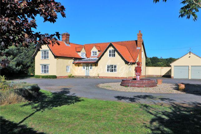 Thumbnail Detached house for sale in Coles Oak Lane, Dedham, Colchester, Essex