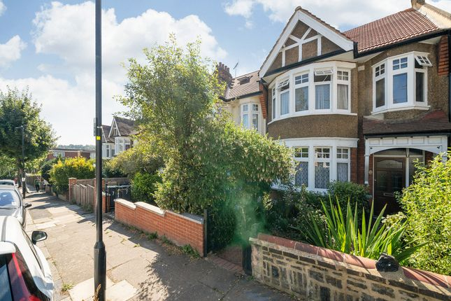 Thumbnail Terraced house for sale in Winton Avenue, London