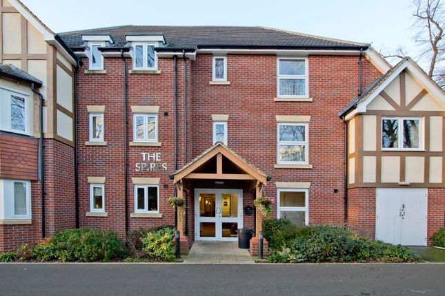 2 bed flat for sale in Steeple Lodge, Church Rd, Boldmere, Sutton Coldfield