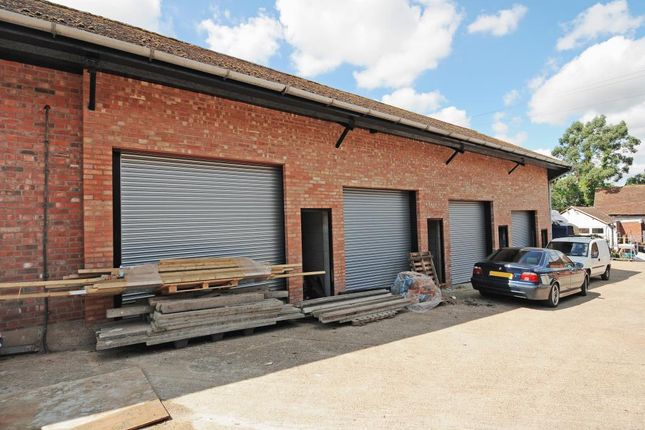 Thumbnail Industrial to let in Moss End Garden Centre, Bracknell