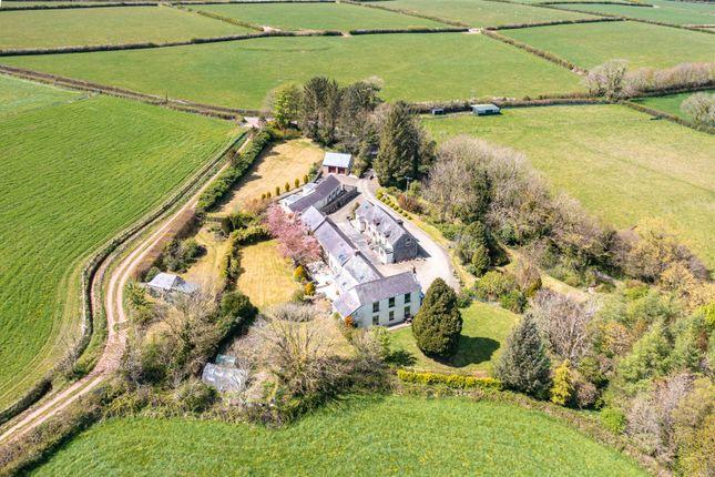 Thumbnail Land for sale in Cwmbrwyn, New Mill, Near St. Clears, Carmarthen
