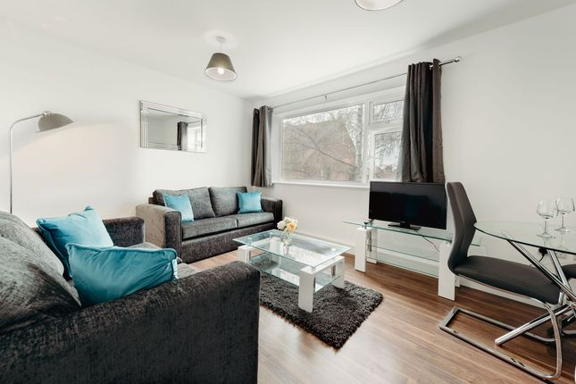 Thumbnail Flat to rent in Station Road, Hinckley