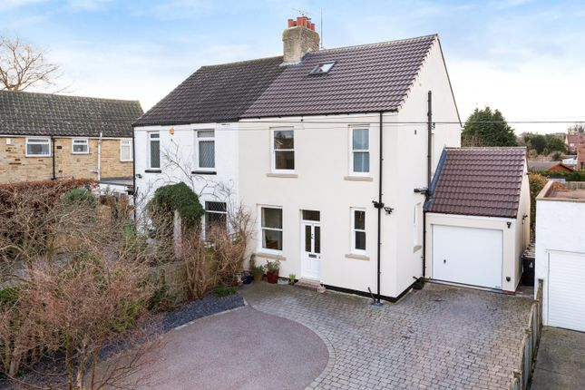 Thumbnail Semi-detached house for sale in Allanfield Grove, Wetherby, Wetherby