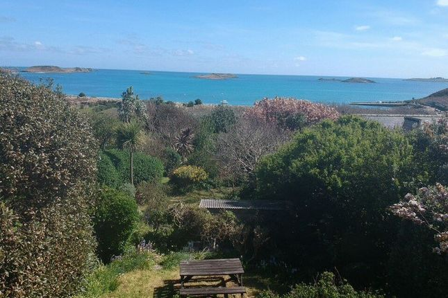 Sea View of Higher Town, St. Martin's, Isles Of Scilly TR25