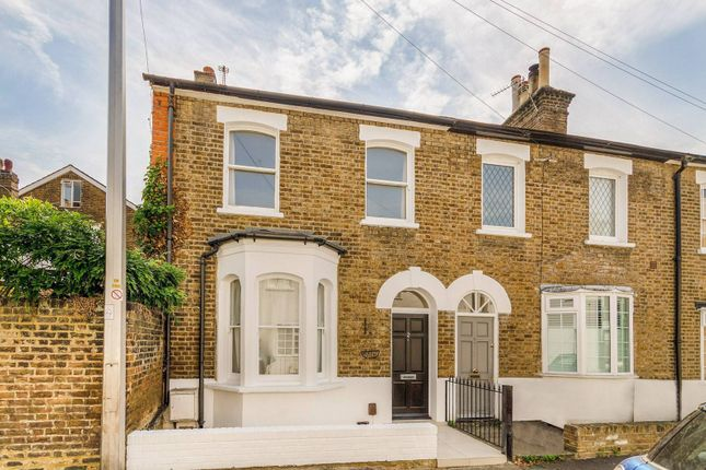 Thumbnail End terrace house for sale in Ashley Road, Richmond