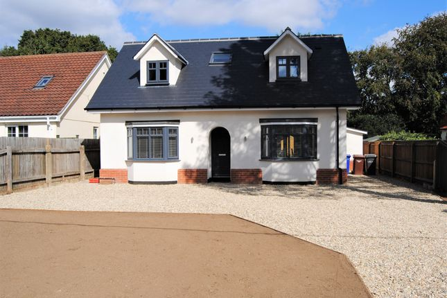 Detached house for sale in Fornham Road, Great Barton, Bury St. Edmunds