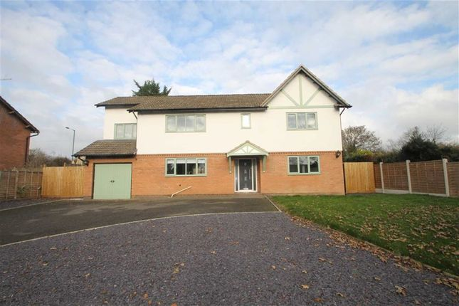 Thumbnail Detached house to rent in Chapel Hill, Bicton Heath, Shrewsbury