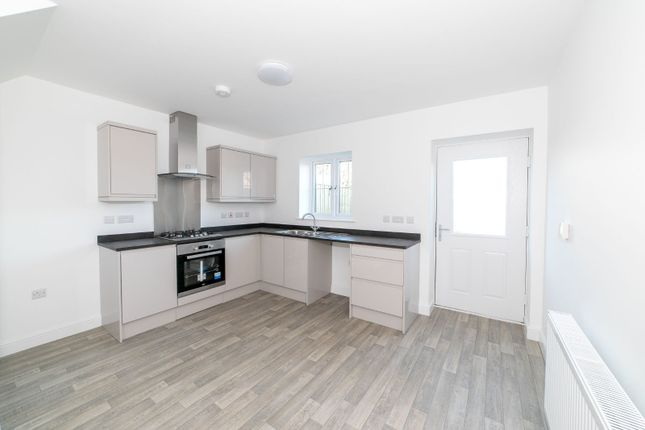 Thumbnail Terraced house for sale in Edward Street, Hobson, Newcastle Upon Tyne, Durham