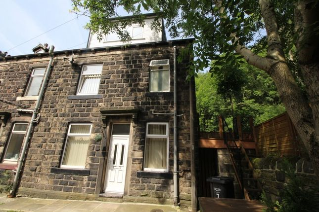 3 bed end terrace house for sale in Lily Street, Todmorden OL14