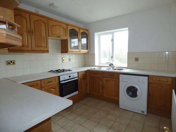 Kitchen of Harpur Crewe House, Chellaston, Swarkestone Road, Derby, Derbyshire DE73