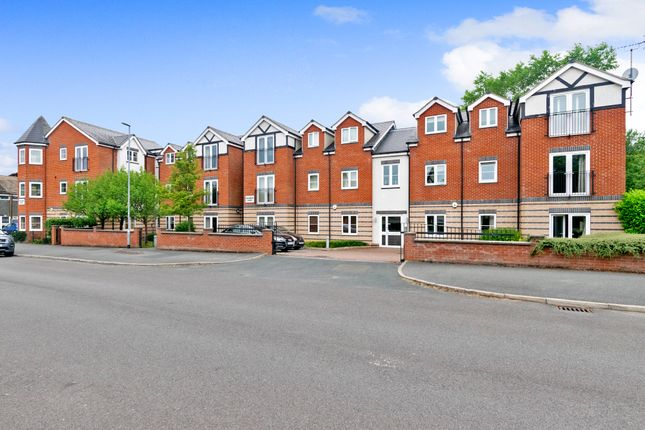 Thumbnail Flat for sale in Roundhay Court, Sutherland Avenue, Leeds