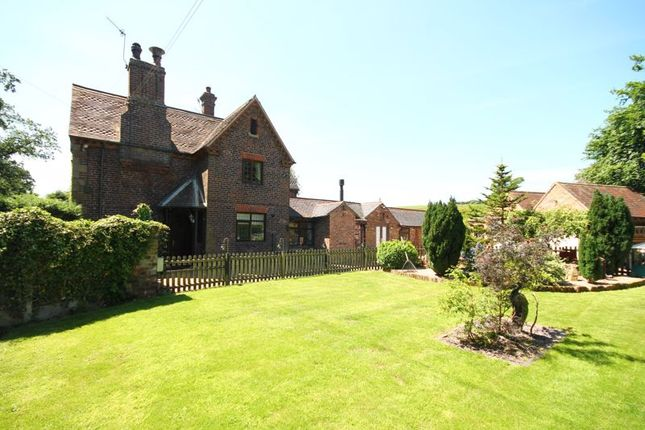 Thumbnail Semi-detached house for sale in Whitmore Road, Butterton, Newcastle-Under-Lyme