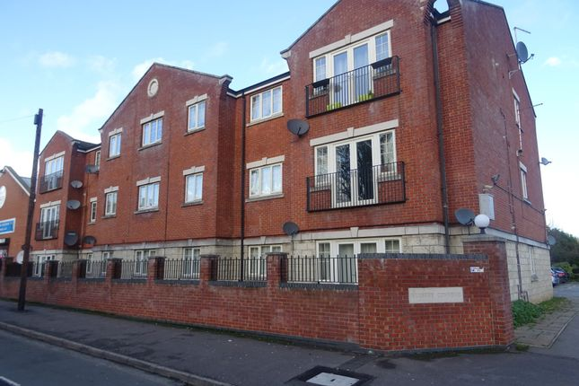 Thumbnail Flat to rent in Nursery Covent, Nursery Street, Mansfield