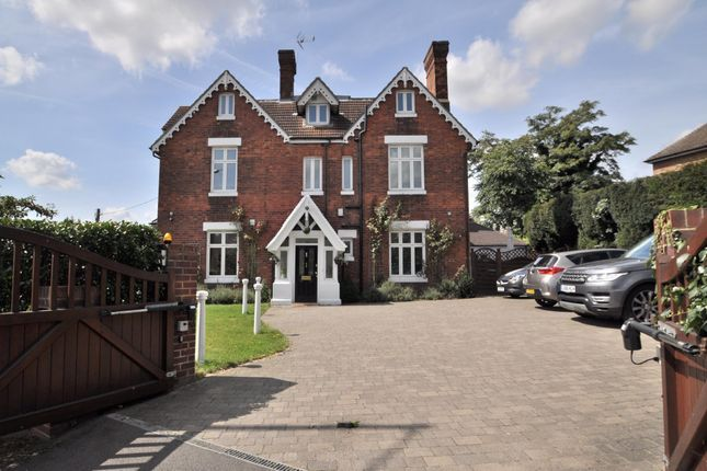 Thumbnail Detached house for sale in Top Dartford Road, Hextable, Swanley