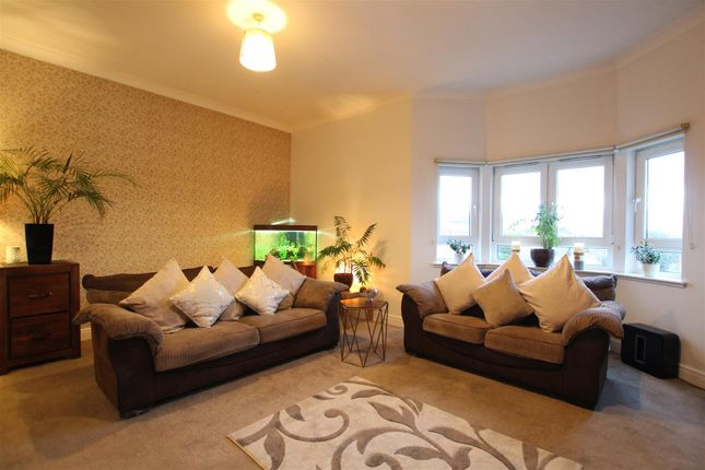 Lounge of Orchard Brae, Hamilton ML3