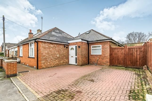 Thumbnail Detached bungalow for sale in Quorn Road, Rushden