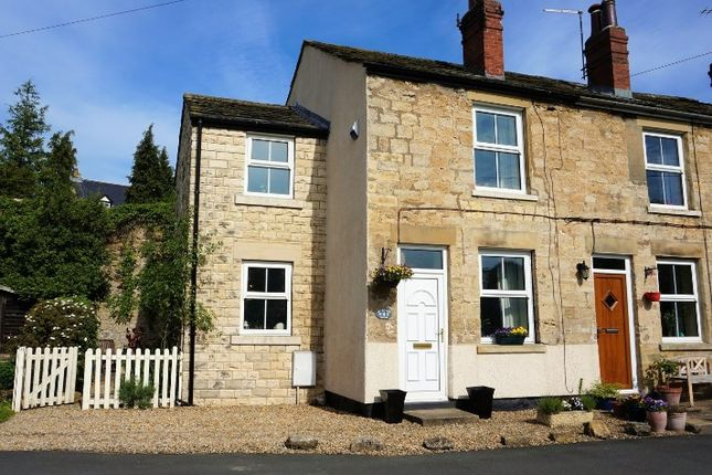 Thumbnail End terrace house for sale in Field Lane, Aberford