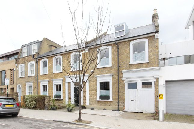 Thumbnail End terrace house for sale in Wiseton Road, Wandsworth Common, London