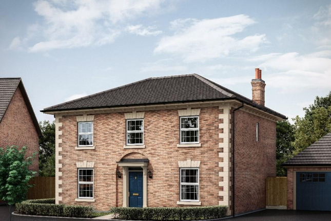 Thumbnail Detached house for sale in The Castleton, Off Dukes Meadow Drive, Banbury Oxfordshire