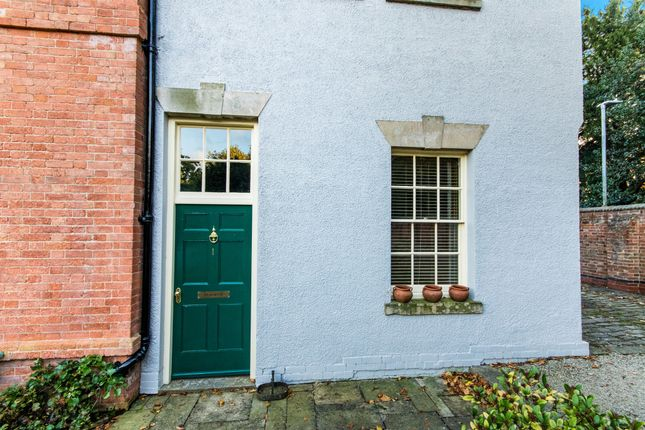 Thumbnail Flat for sale in Burgage Lane, Southwell