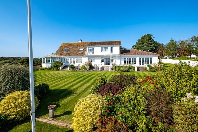 Thumbnail Detached house for sale in La Rue De La Blanche Pierre, St. Lawrence, Jersey