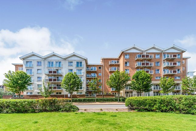 Flat for sale in Penstone Court, Chandlery Way, Cardiff