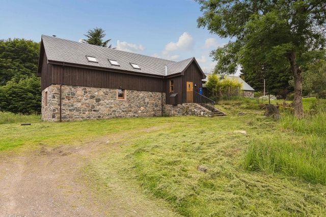 Thumbnail Detached house for sale in Kirkmichael, Blairgowrie, Perthshire