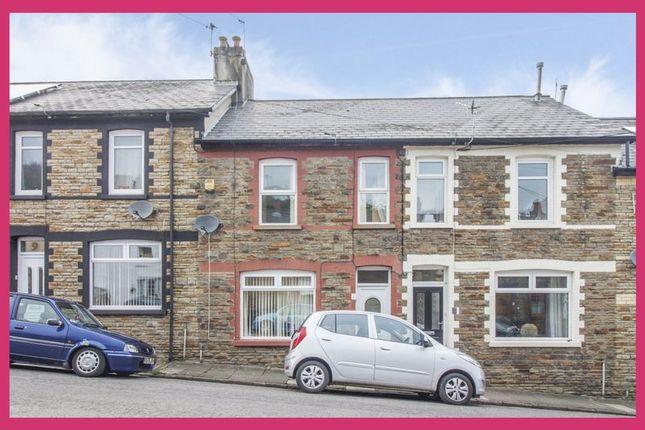 Thumbnail Terraced house for sale in Tirpentwys Terrace, Pontnewynydd, Pontypool