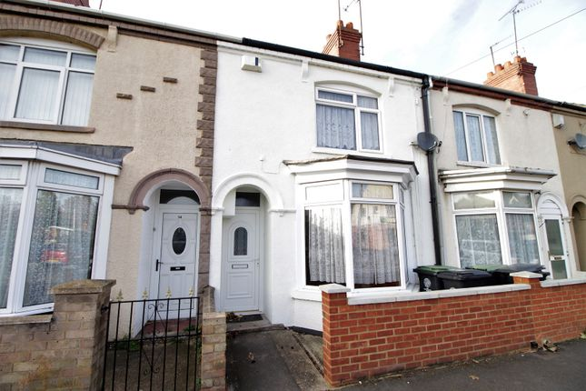 Thumbnail Terraced house for sale in Ealing Terrace, Rushden