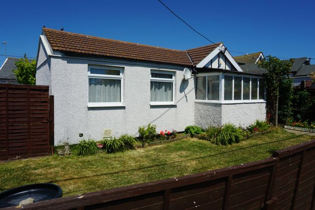 Thumbnail Detached bungalow for sale in Fern Way, Clacton-On-Sea