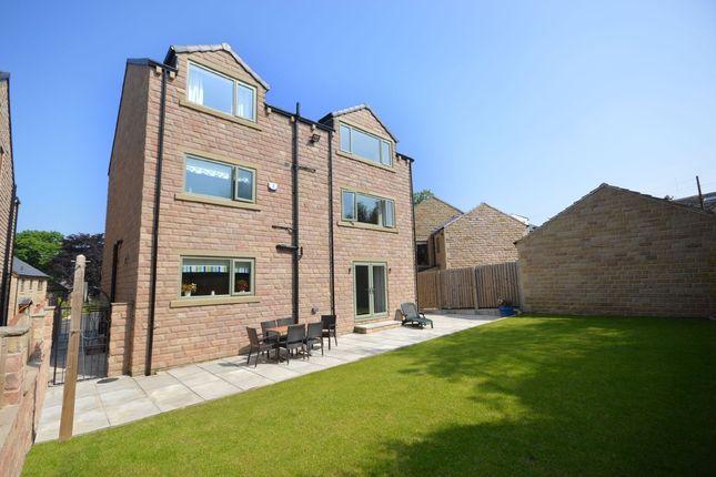Thumbnail Detached house for sale in Acorn Croft, Fenay Bridge, Huddersfield, West Yorkshire