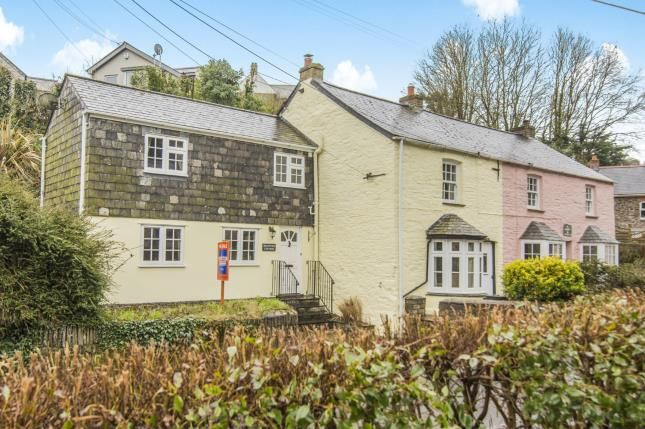 Thumbnail End terrace house for sale in Nr Padstow, Wadebridge, Cornwall