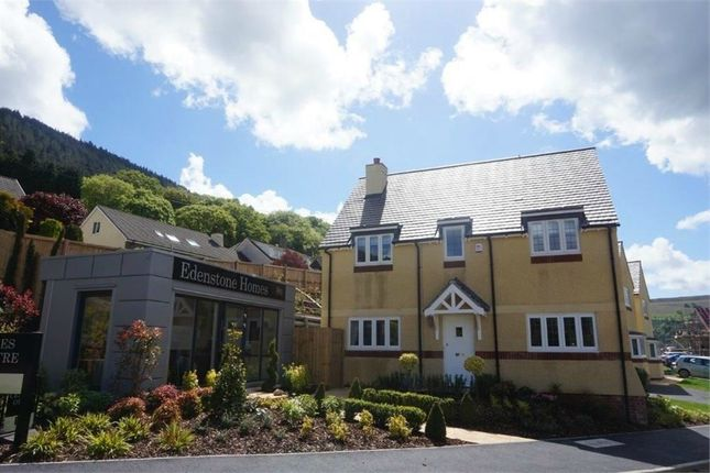 Thumbnail Detached house for sale in Garden View Close, Pontywaun, Newport