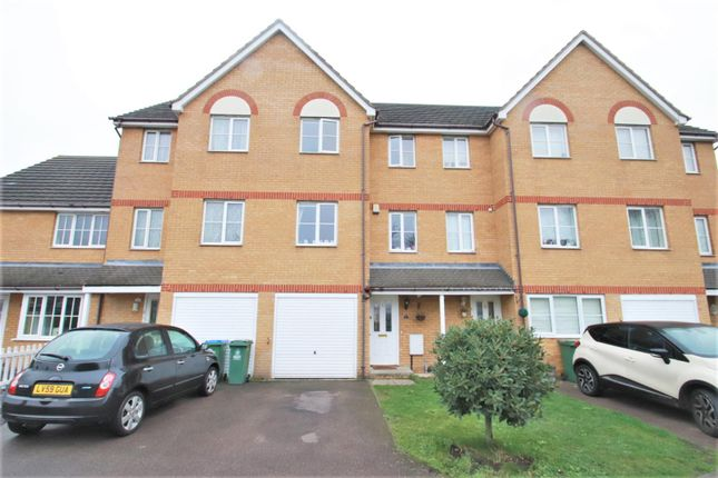 Terraced house for sale in Dickens Close, Erith