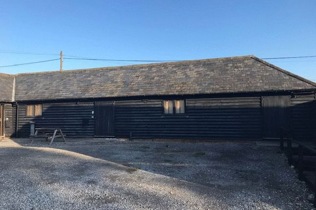 Thumbnail Office to let in Plaxdale Green Road, Stansted, Sevenoaks