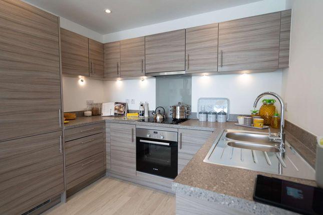 "Thumbnail Triplex for sale in ""Oriana Apartments"" at Vosper Road, Southampton"