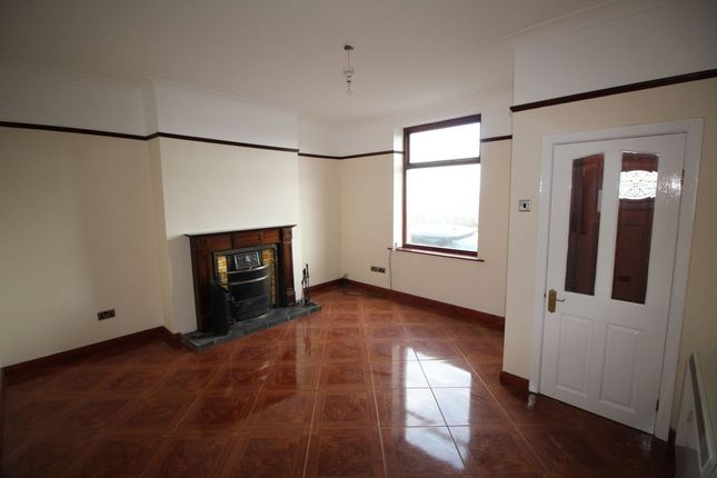 Thumbnail Terraced house to rent in Rush Hey, Cliviger, Burnley