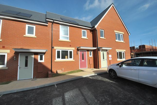 2 bed terraced house for sale in Harrow Drive, Bishops Cleeve, Cheltenham