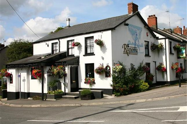 Thumbnail Leisure/hospitality to let in The Ruperra Arms Caerphilly Road, Newport
