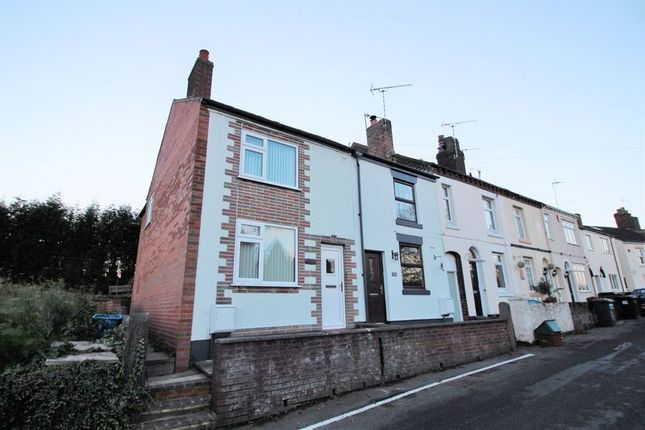 Thumbnail Terraced house to rent in Whitehill Road, Kidsgrove, Stoke-On-Trent