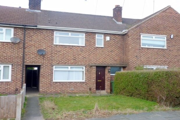 Thumbnail Property to rent in Boswell Road, Prenton